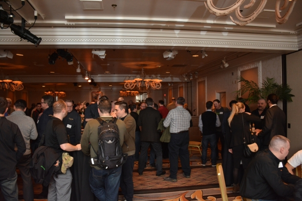 Over 200+ attendees = Success!